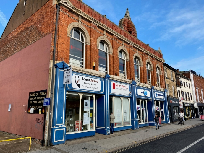 Gallery image for Ground Floor Retail Premises