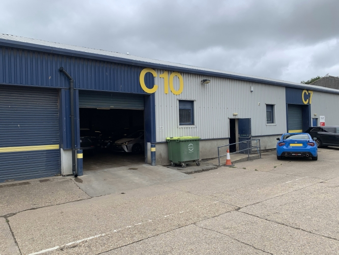 Gallery image for INDUSTRIAL UNITS