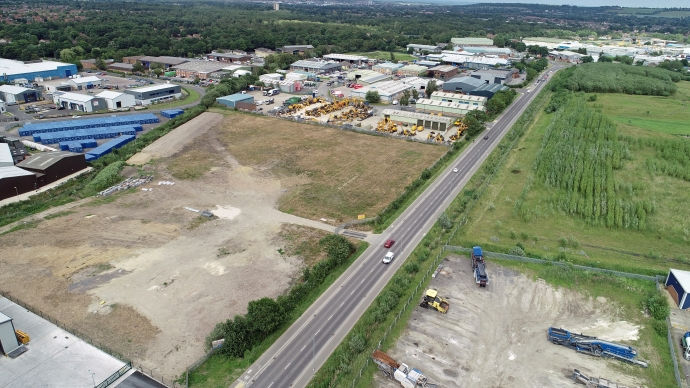 Gallery image for New Design & Build Industrial Units