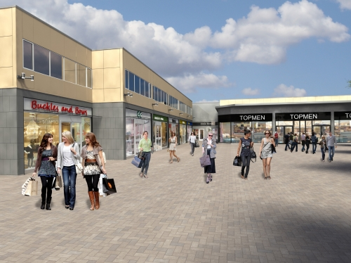 Thumbnail for Part of an established retail precinct located in a prominent central location on Southgate