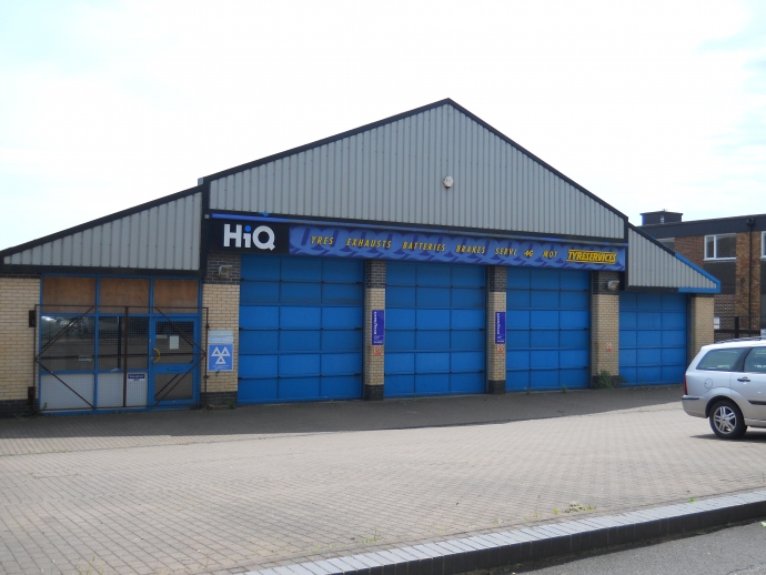 Gallery image for Prominent Motor Trade Premises