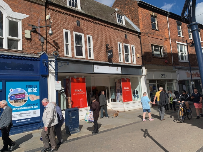 Gallery image for Town Centre Retail Premises