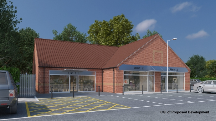 Gallery image for Refurbished Retail Units