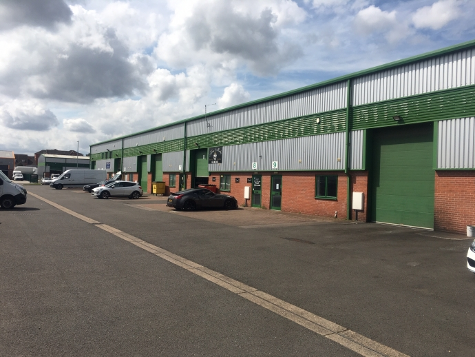 Gallery image for Modern Industrial Units