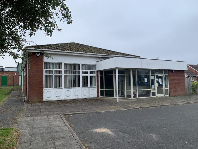 Gallery image for Former Library Premises
