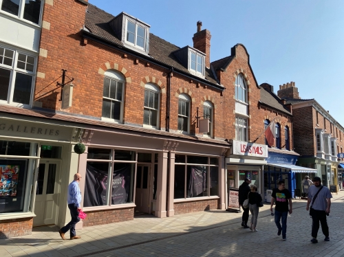 Thumbnail for City Centre Double-fronted Retail Unit