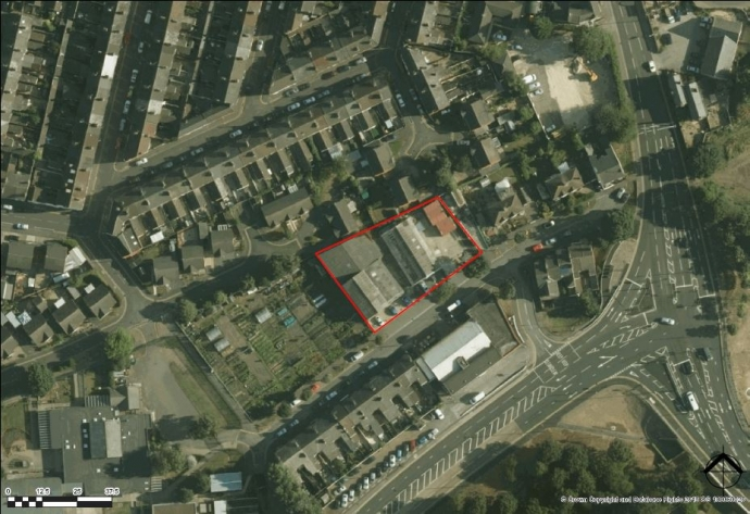 Gallery image for Brownfield Residential Development Site