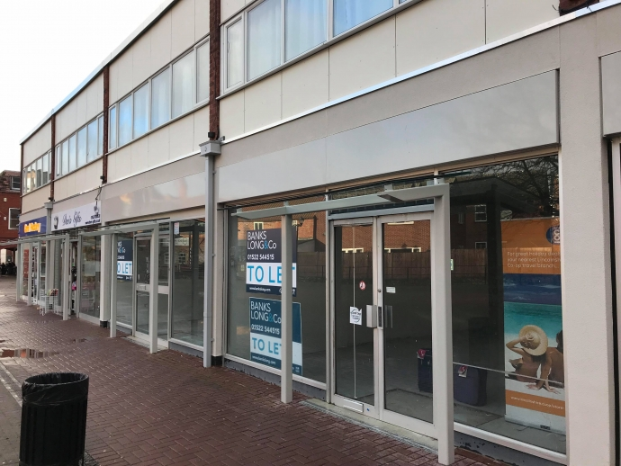 Gallery image for Refurbished Town Centre Retail Unit