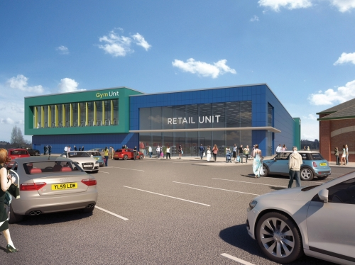 Thumbnail for Proposed Retail & Leisure Units