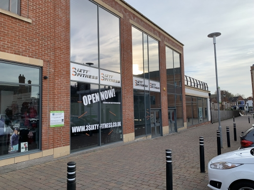 Thumbnail for Town Centre Open A1 Retail Units