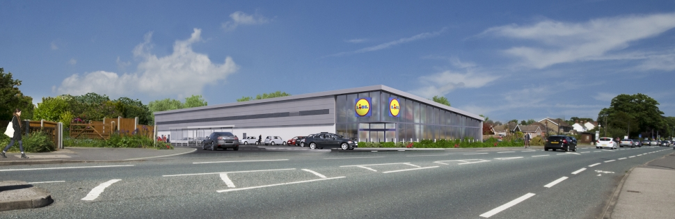 Featured image 1 for Lidl, North Hykeham