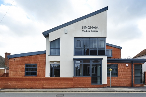 Thumbnail for Bingham Medical Practice, Bingham