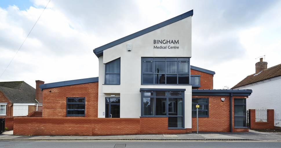 Gallery image for Bingham Medical Practice, Bingham