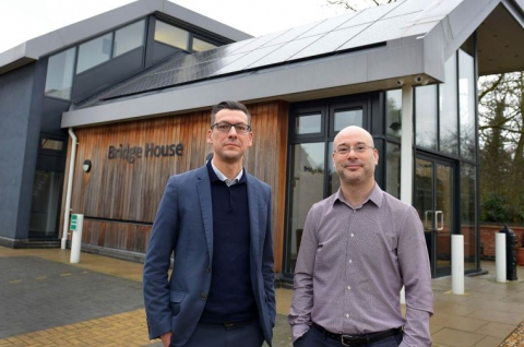 Thumbnail for Health and safety firm invests in new state-of-the-art Langworth offices
