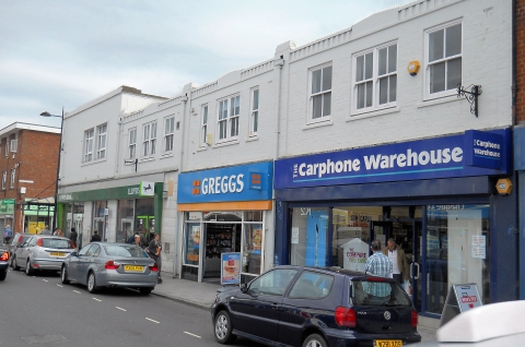 Thumbnail for Argos, Lloyds Bank, Greggs & Carphone Warehouse, Workington