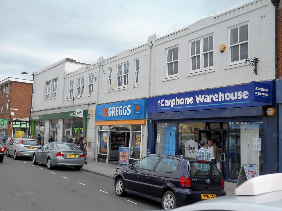 Gallery image for Argos, Lloyds Bank, Greggs & Carphone Warehouse, Workington