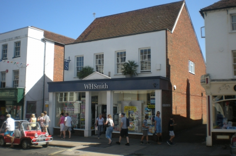 Thumbnail for W H Smith, Lymington