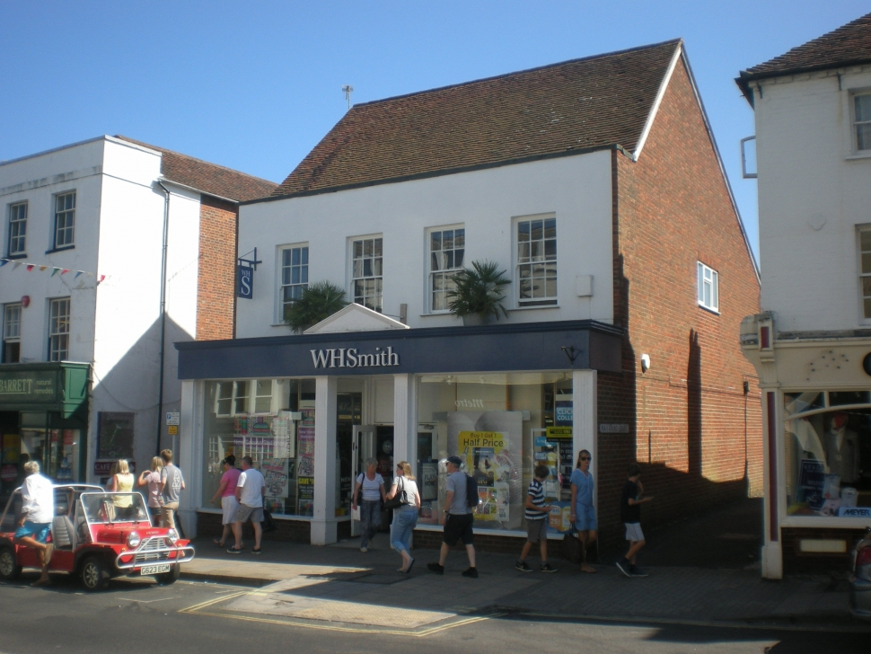 Gallery image for W H Smith, Lymington