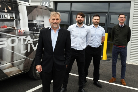 Thumbnail for Expanding Family Firm Announces Relocation