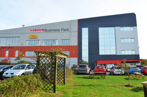 Thumbnail for Lindum Business Park, North Hykeham