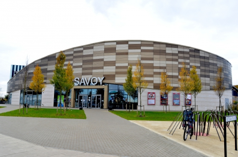 Thumbnail for Savoy Cinema, Corby
