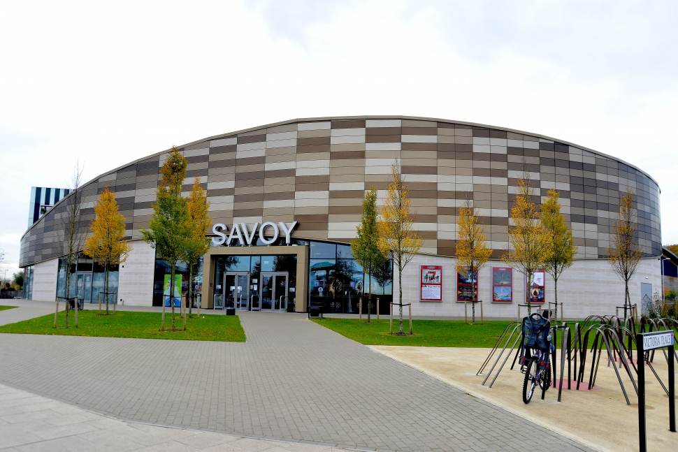 Featured image 1 for Savoy Cinema, Corby