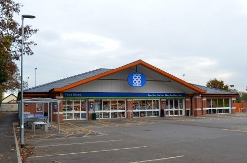 Thumbnail for Lincolnshire Co-op Foodstore, Collingham