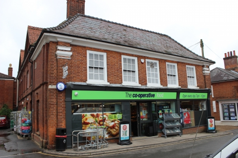 Thumbnail for Co-op, Aylsham