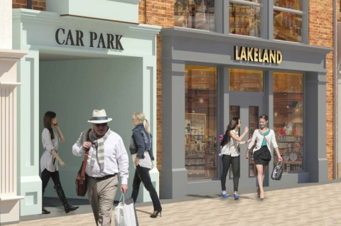 Thumbnail for Lakeland to join Lincoln's Cornhill Quarter