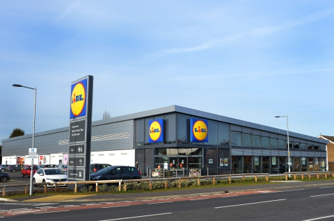 Thumbnail for Lidl, North Hykeham