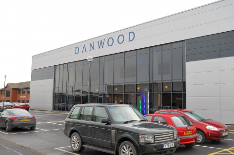 Thumbnail for Danwood Complex, Lincoln