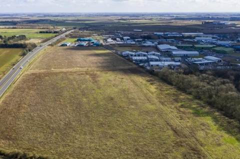 Thumbnail for Banks Long & Co announced as sole agents for Sleaford Moor Enterprise Park