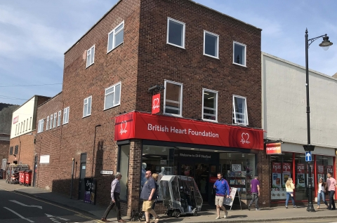Thumbnail for PRIME SHOP PREMISES IN SLEAFORD ATTRACT INVESTORS