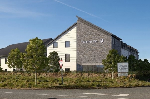 Thumbnail for Development of a New Premier Inn