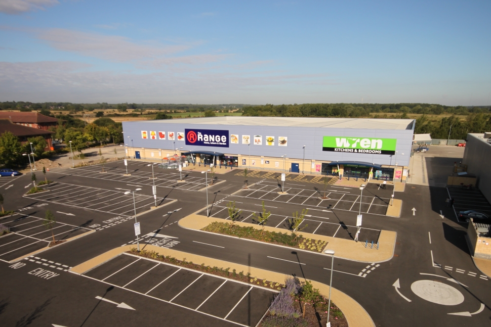 Featured image 1 for Valentine Retail Park