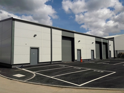 Gallery image for BRAND NEW INDUSTRIAL UNIT