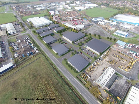 Gallery image for Design & Build Industrial Units