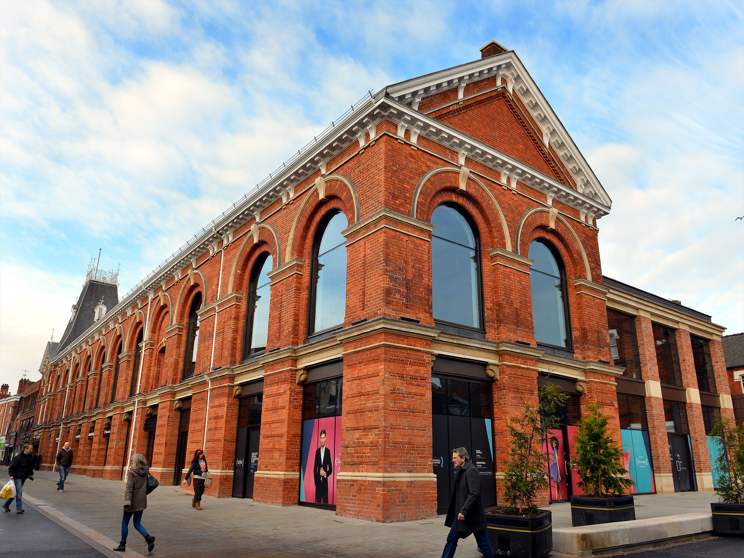 Featured image 1 for ICONIC REGENERATION PROJECT CLINCHES ANOTHER TOP FLIGHT AWARD