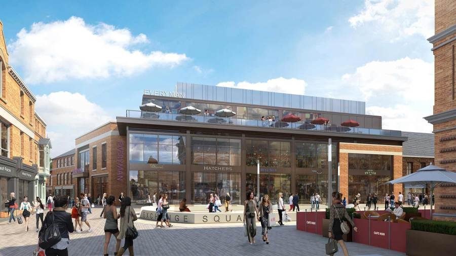 Featured image 1 for Boutique cinema and rooftop restaurant coming to Lincoln Cornhill Quarter