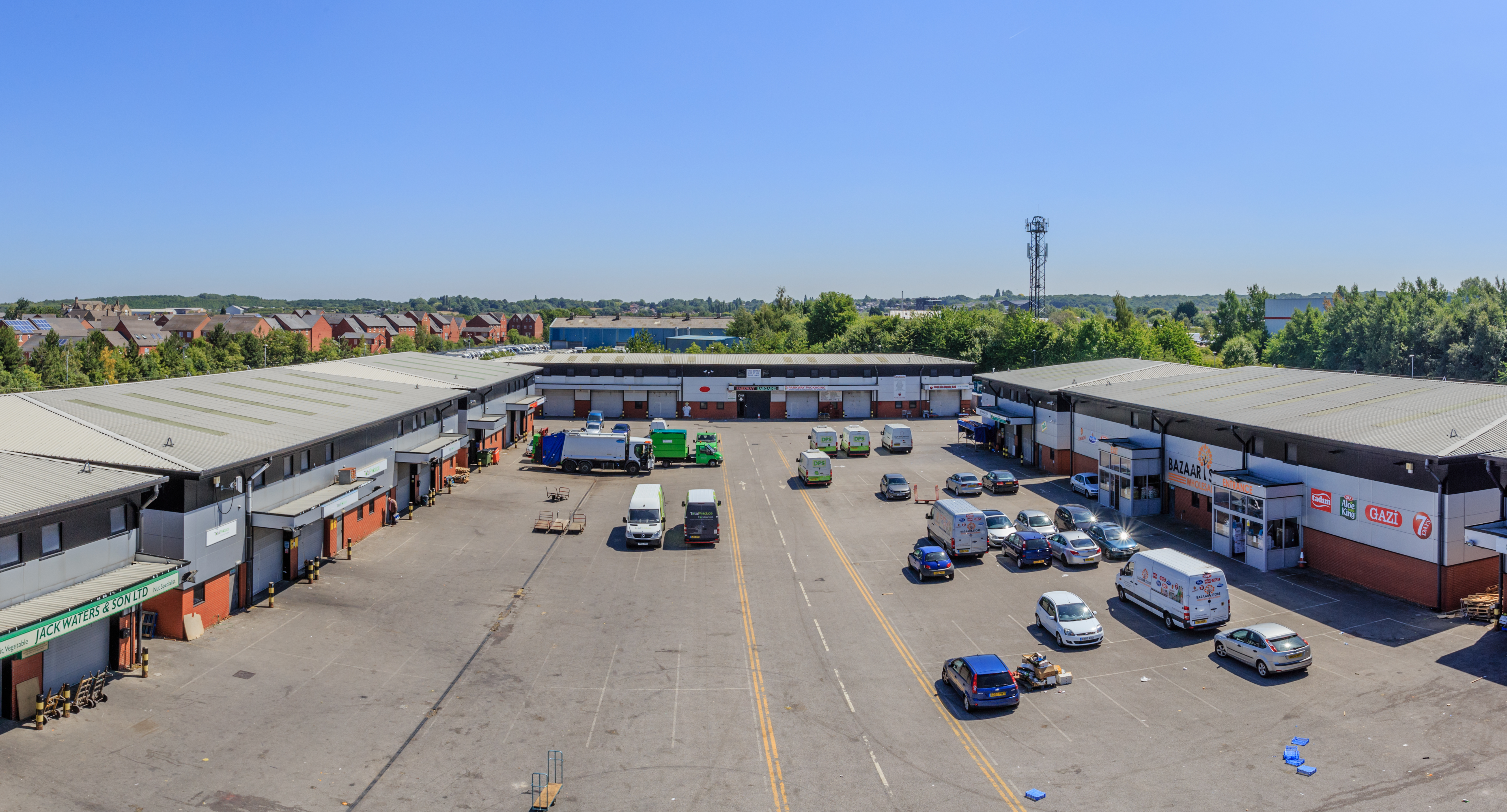 Featured image 1 for QUALITY INDUSTRIAL ESTATE PURCHASED IN SHEFFIELD