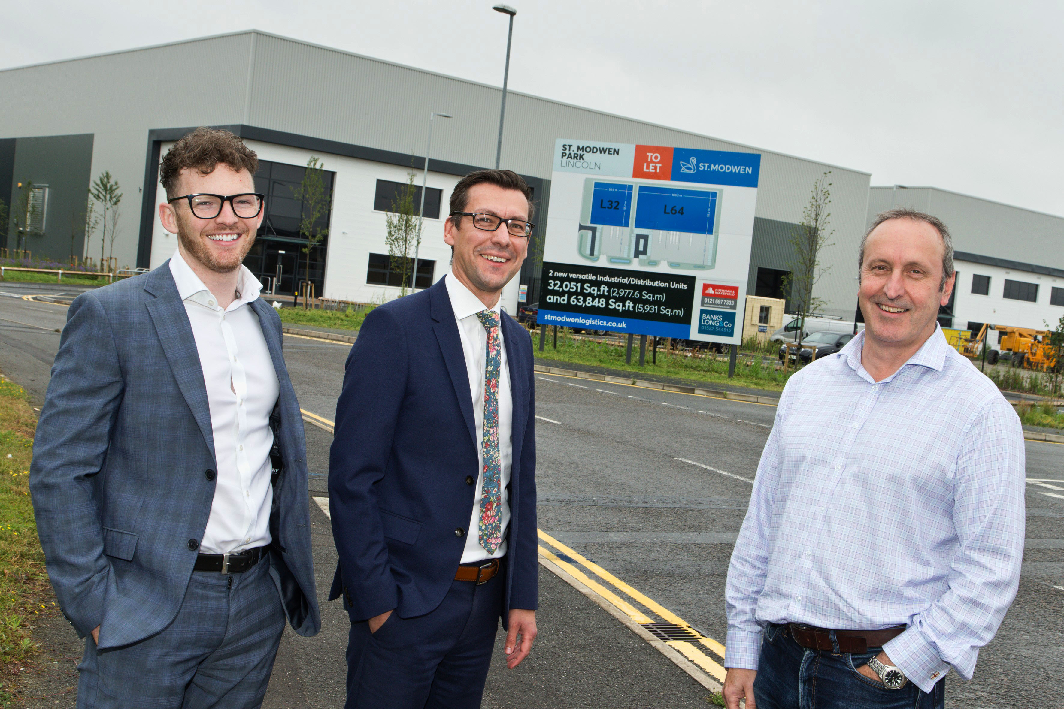 Featured image 1 for St. Modwen attracts global logistics giant to Lincolnshire